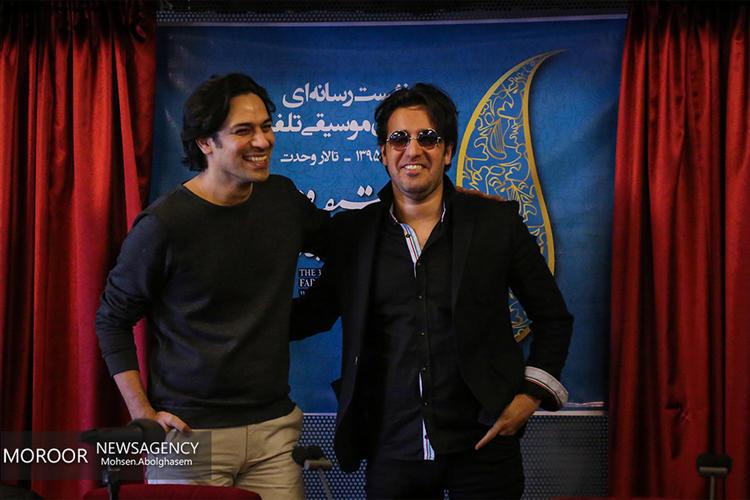 بسیار خوشحالم که در جشنواره موسیقی فجر حضور دارم