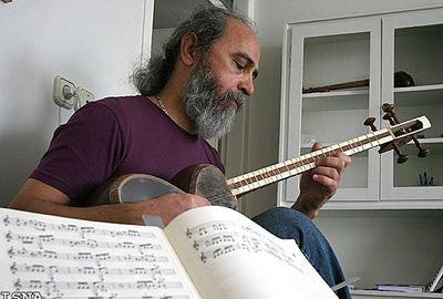 فرامرز شکرخواه نوازنده تار و سهتار درگذشت