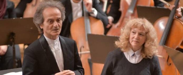یادی از سردار آزمون در آخرین اجرای ارکسترهای ایرانی در کازان