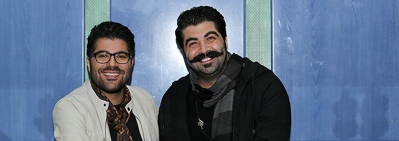 «حامد همایون» در حضور مهمانان ویژه روی صحنه رفت