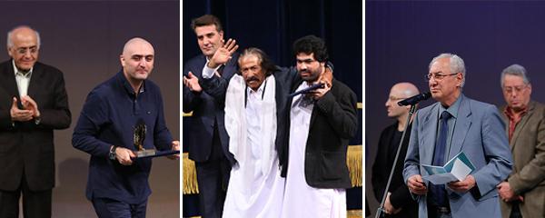برندگان جایزه «باربد» موسیقی فجر معرفی شدند