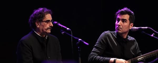 آواز پارسی با آواز شهرام ناظری و آهنگسازی حافظ ناظری روی صحنه میرود