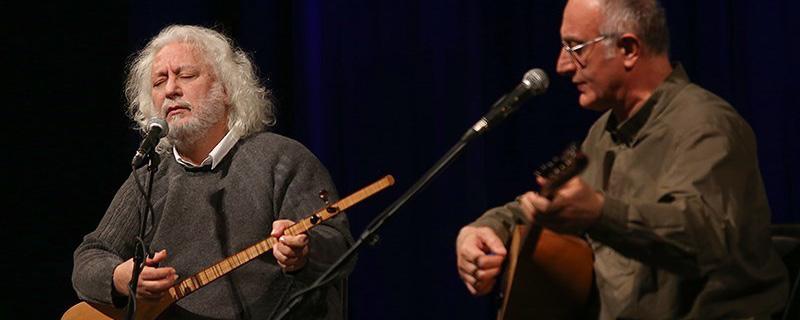 روایت ارکان اوگور از موسیقی خلق ترکیه