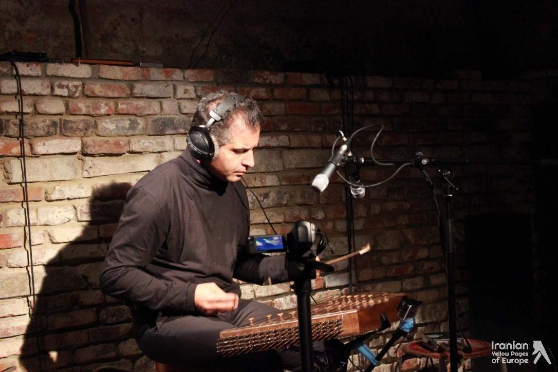 اثری از شهریار شریف – آهنگساز ایرانی- در کنار 25 آهنگسازِ جهانی اجرا میشود