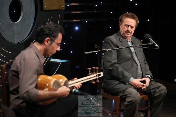 اجرای خاطرهانگیز استاد کریم صالح عظیمی در هفدهمین شب آواز ایرانی