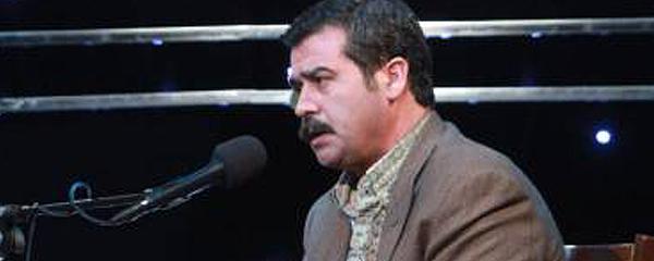 بداههخوانی عاشورایی امیر مداح با نی مسعود جاهد