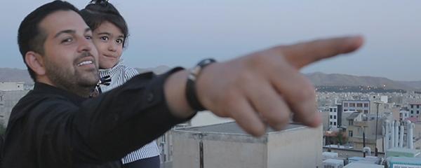 اجرای ویژه «عماد طالبزاده» برای فرزند شهید مدافع حرم