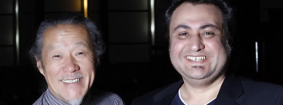 علی چراغعلی: «کیتارو» احترام زیادی برای ایرانیها قائل است