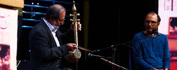 اجرای هادی منتظری و حسین علیشاپور در شب آواز ایرانی