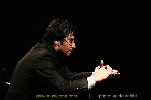 اجرای ارکستر آیسو در حضور اساتید موسیقی