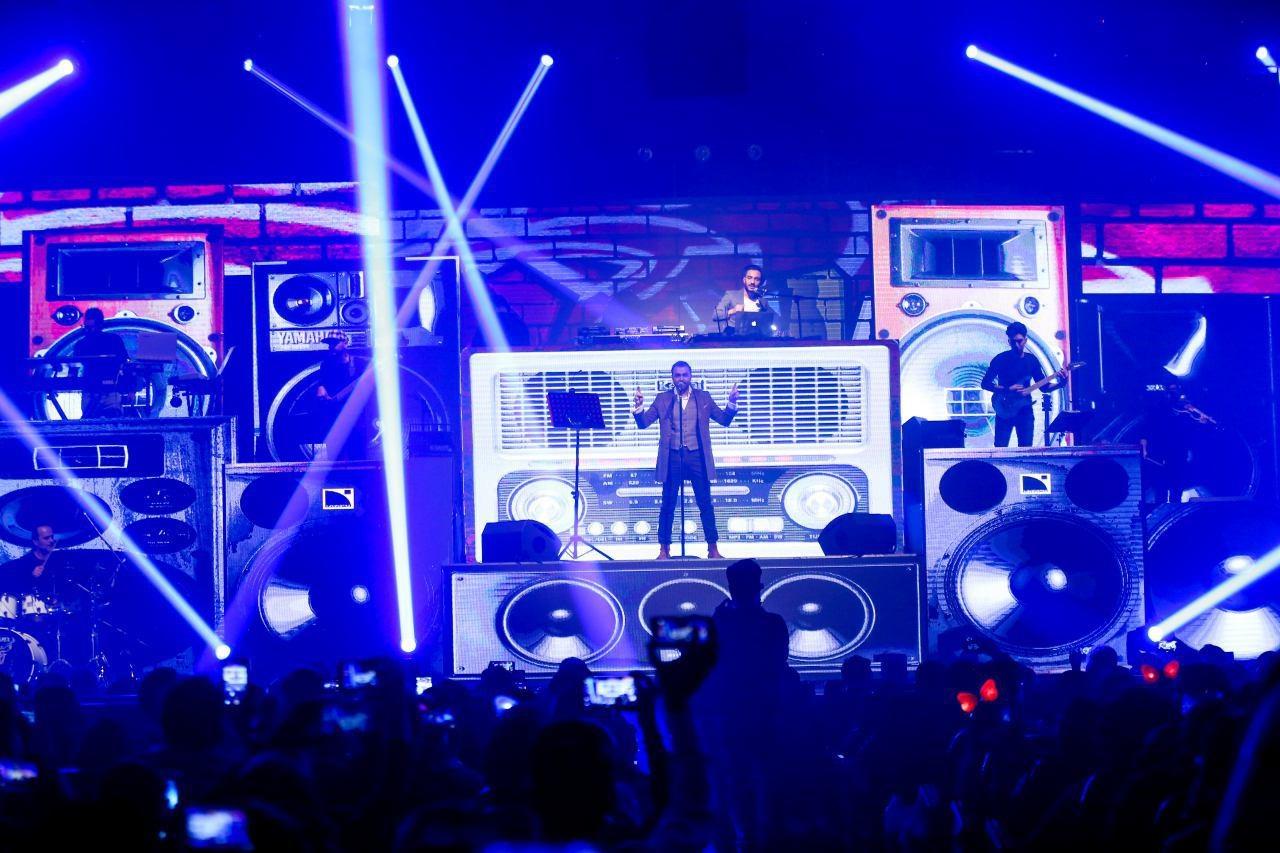 ترافیک کنسرتها در پیش است!