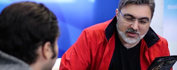 مسعود صابری: اتفاقی که هر ده سال برای یک خواننده رخ میدهد در این کار برای من افتاد