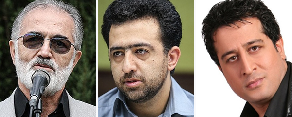 داوران بخش سرود نخستین جایزه بزرگ موسیقی انقلاب اسلامی معرفی شدند