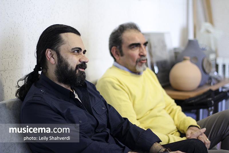 شیوه پژمان و شیوه مسعود در بستر موسیقی گذشته