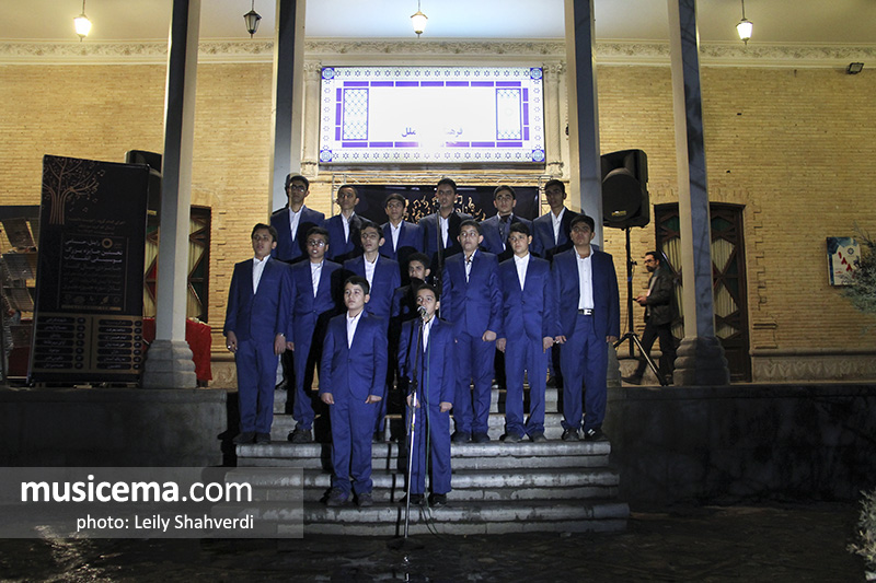 اولین روز اجراهای سرود جایزه بزرگ موسیقی انقلاب اسلامی برگزار شد