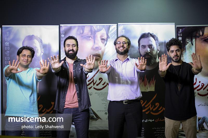 مهدی یراحی: فیلم «بیست و یک روز» خلاف جهت جريان سطحى معمول بازار است