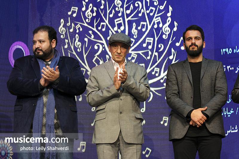 برگزیدگان بخش سرود جایزه بزرگ موسیقی انقلاب اسلامی معرفی شدند