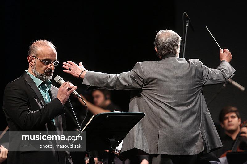 اولین اجرای ارکستر ملی در سال 96 برگزار شد