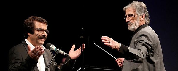 تجلیل از «دهلوی» و «خوشدل» در کنسرت ارکستر ملی ایران