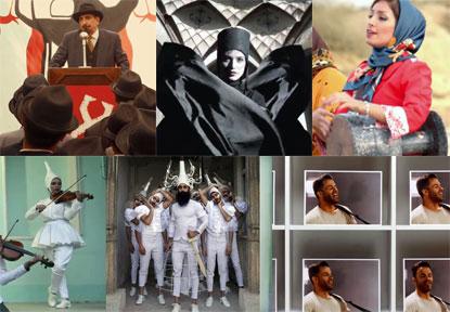 نام سیروان خسروی و چارتار در میان کاندیدای بهترین موزیک ویدئو جشنواره سانفرانسیسکو