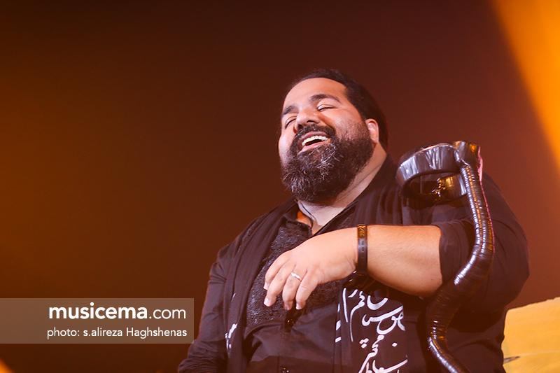 دومین اجرای «یعنی درد» رضا صادقی در تهران