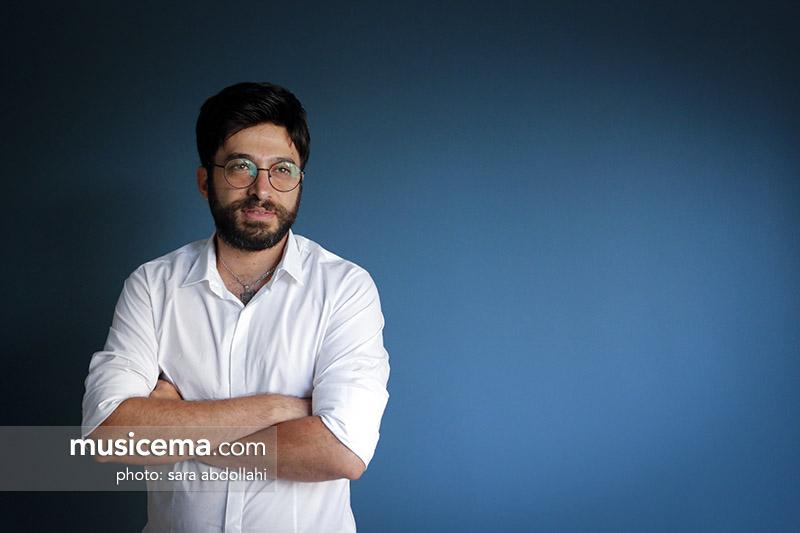 شهاب اکبری: دلیل آلودگی امروز بازار موسیقی پیشرفت تکنولوژی است