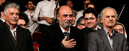 اجرای قطعات «محمدرضا درویشی» توسط ارکستر فیلارمونیک سونات