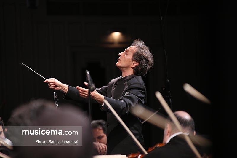 آخرین کنسرت ارکستر سمفونیک ششم اسفندماه برگزار میشود