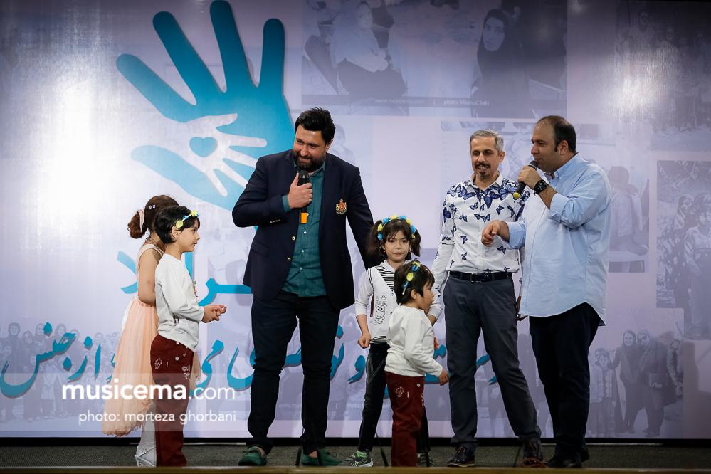 لبخند کودکان «مهر لیلا» در پرستارهترین شب ماه رمضان