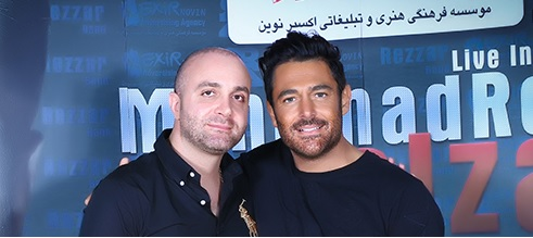 محمدرضا گلزار و سینا سرلک تیتراژ «ساخت ایران 2» را میخوانند