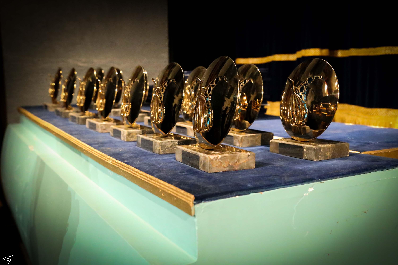 برندگان سومین دوره جایزه باربد معرفی شدند