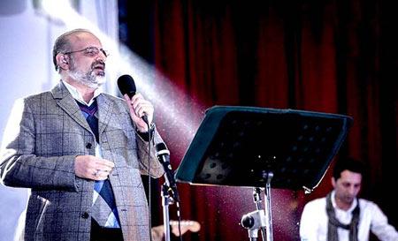 ارکستر ملی به رهبری فریدون شهبازیان و با خوانندگی «محمد اصفهانی» روی صحنه میرود