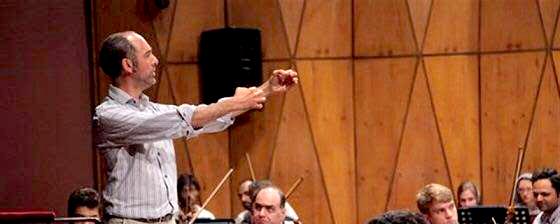 مسترکلاس رهبر ارکستر جوانان جهان در تهران