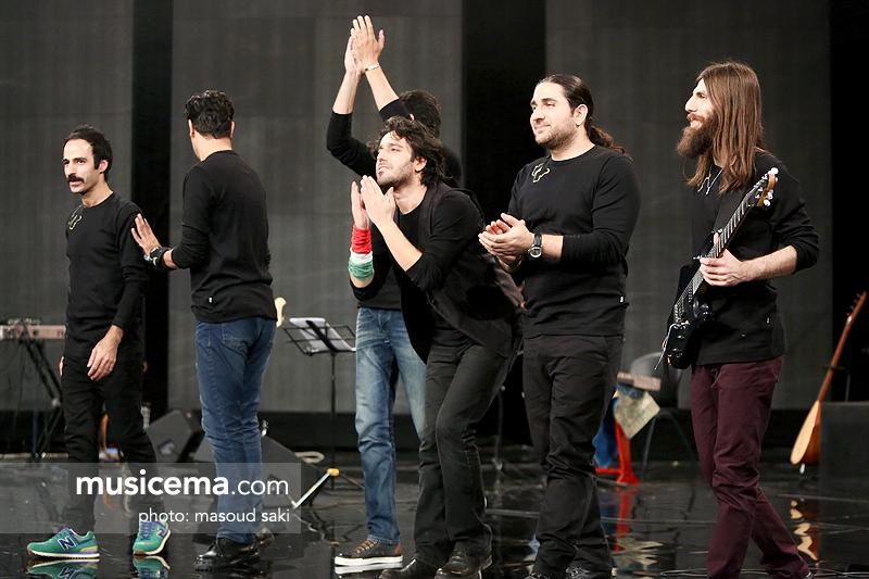 کنسرت کاوه آفاق در تهران