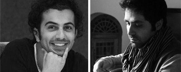 پیمان خازنی و علی شمس در سالن فیلارمونی رم به روی صحنه میروند
