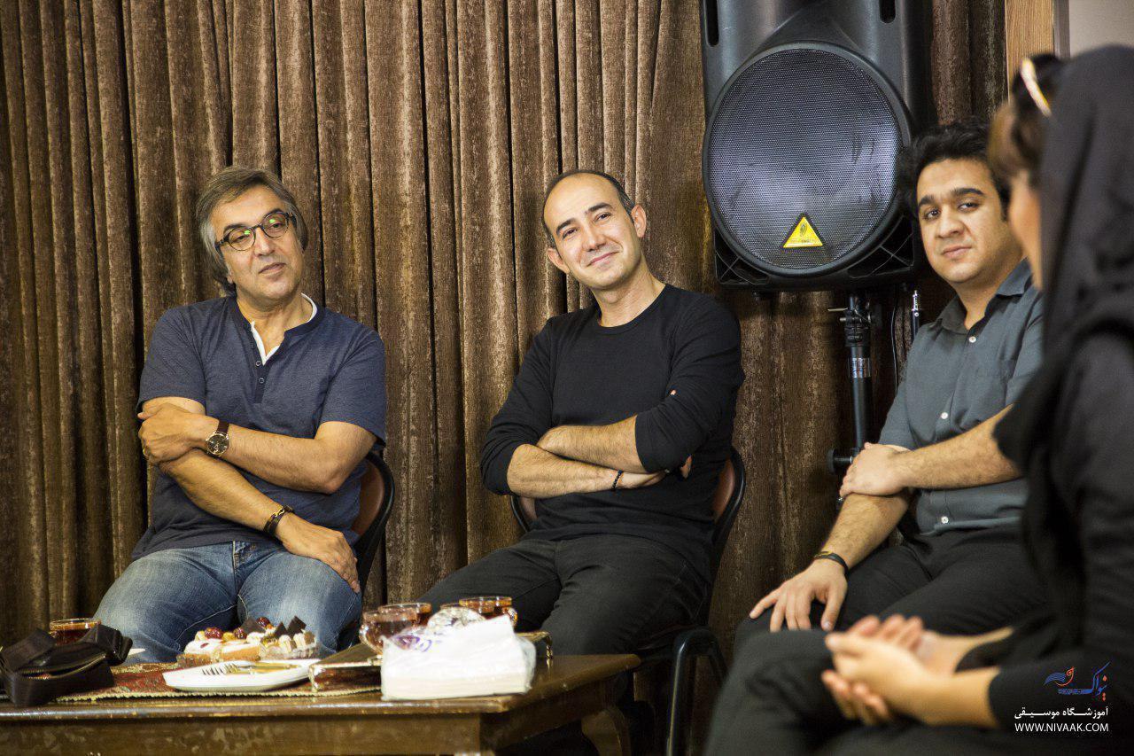 آموزش اصول تمرین در گروهنوازی موسیقی ایرانی توسط «حمید متبسم»