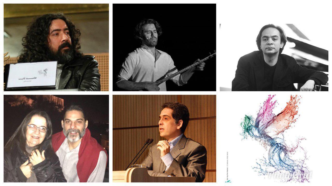 رقابت یک آهنگساز خارجی و موزیسینهای ایرانی برای سیمرغ سی و ششمین جشنواره فیلم فجر