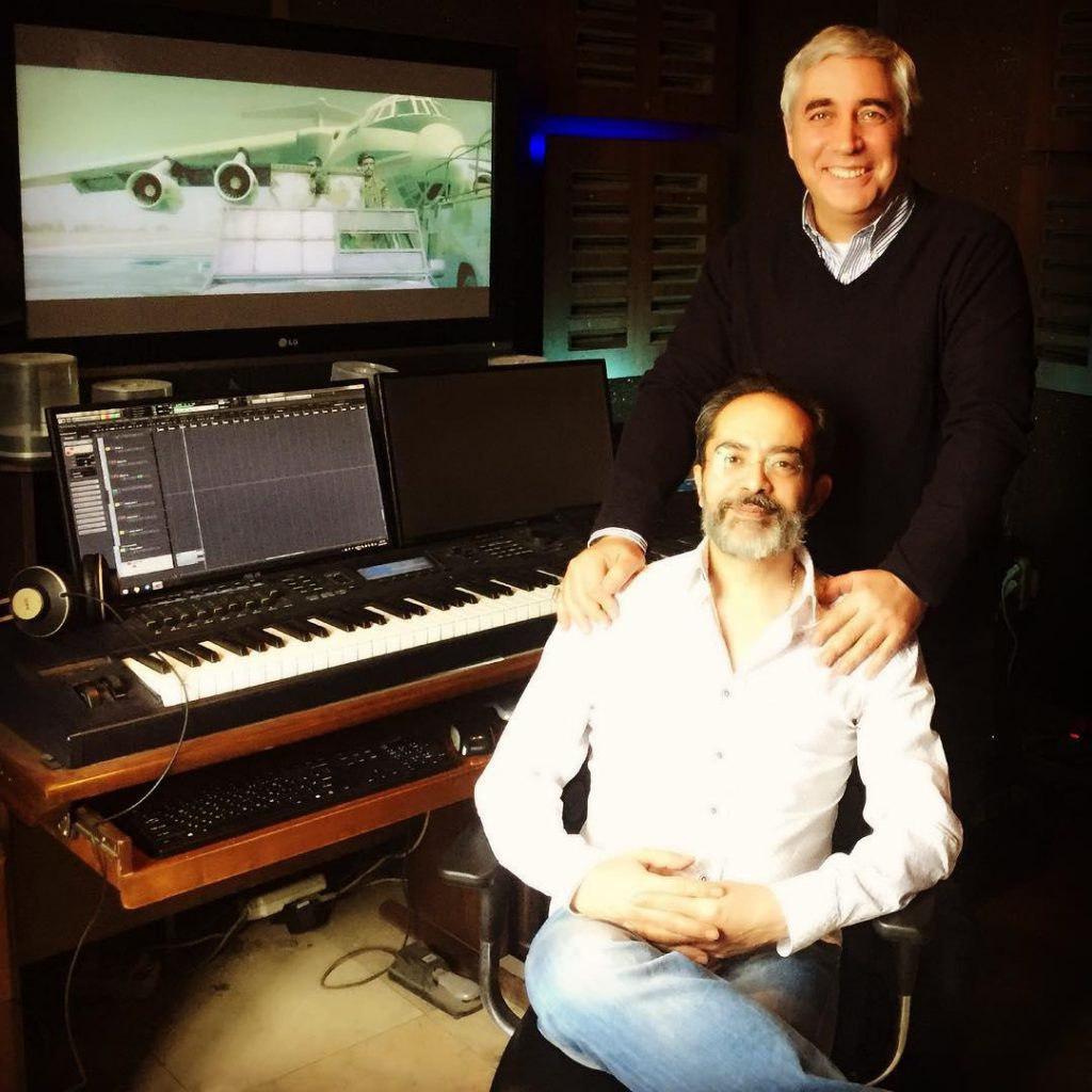 کارن همایونفر:«حاتمیکیا» یادم میاندازد که هم آهنگساز هستم و هم سینماگر