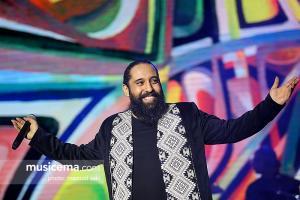 اولین اجرای «ملت عشق» با نمک موسیقی هندی