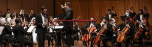 اجرای ارکستر سمفونیک گروسمان