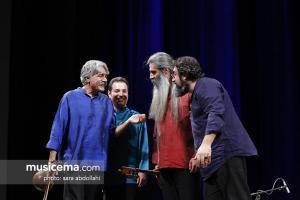 پردگیان باغ سکوت بار دیگر در تهران اجرا شد