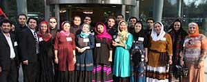 درخشش گروه آوازی تهران در ایتالیا