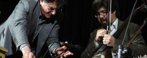 شجريان، «صراحی» و «بمساز» را در دانشگاه سوربون معرفی کرد