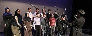 کنسرت گروه آوازی تهران به نفع کودکان نیازمند