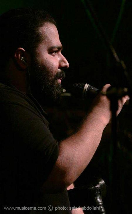 گزارش تصویری از کنسرت رضا صادقی در رودهن -2