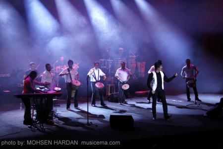 گزارش تصویری از کنسرت متفاوت فرزاد فرزین - 2