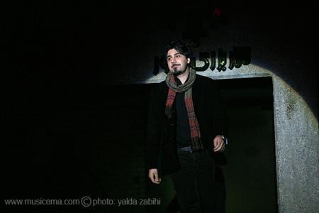 گزارش تصویری «موسیقی ما» از کنسرت احسان خواجه امیری در تالار وزارت کشور -1