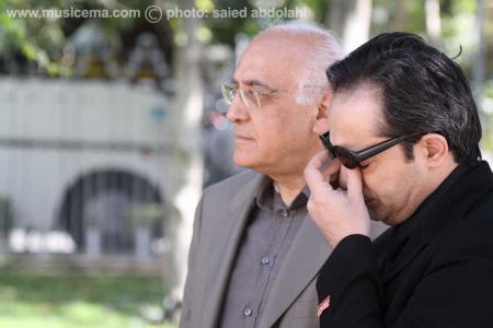 گزارش تصویری «موسیقی ما» از مراسم تشییع «آندره آرزومانيان» - 2