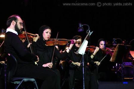 گزارش تصویری «موسیقی ما» از کنسرت نیما مسیحا در برج میلاد - 2