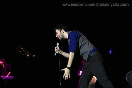 گزارش تصویری اختصاصی موسیقی ما از اولین کنسرت بنیامین در ایران - 1